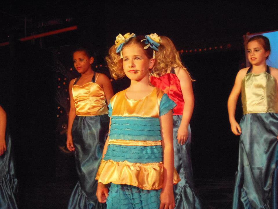little mermaid flounder musical theatre