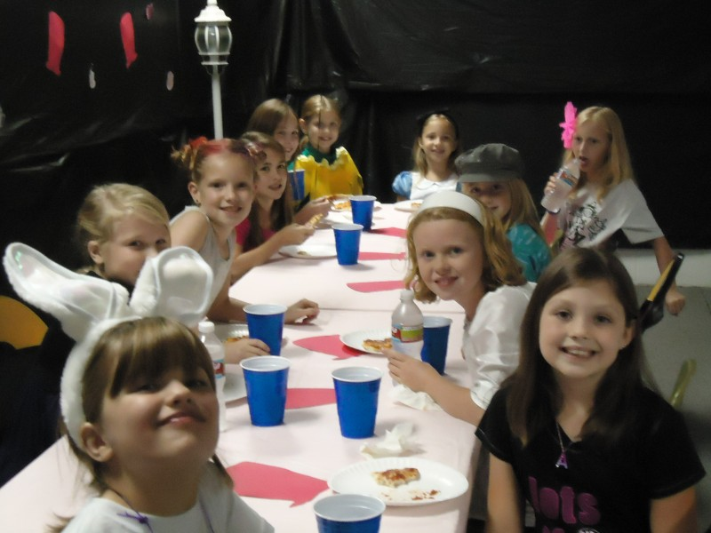 Once Upon a Star Birthday Parties Upstage Theatre