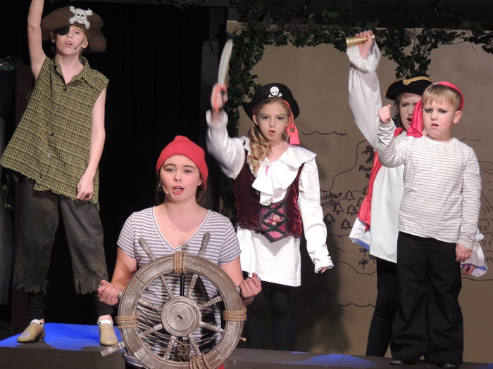 Upstage Theatre presents Peter Pan